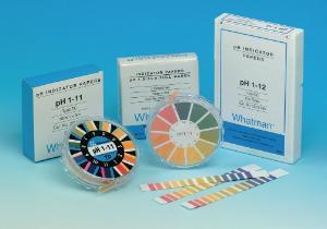 pH indicator strips, Whatman™