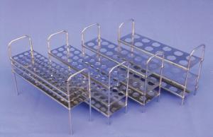 试管架适用于:VWB 6、VWB 12、VWB 18、VWB 26,相应地,每个浴槽最多可容纳1、4、7、7 个试管架