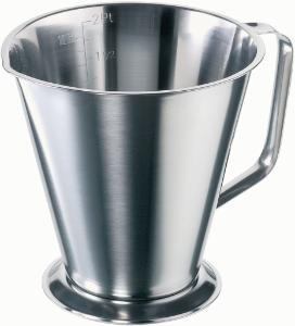 Conical cup, 500 ml