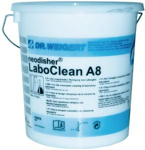 Detergent, powder for automated cleaning of glassware, neodisher® LaboClean A8
