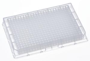 384孔微孔板,PP,经认证,WebSeal™