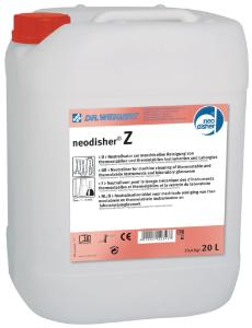 Neutralising agent for the automated cleaning of glassware, neodisher® Z