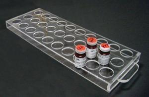 Racks for standards bottles, SP Bel-Art