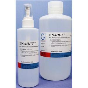 DNA OUT™spray bottle