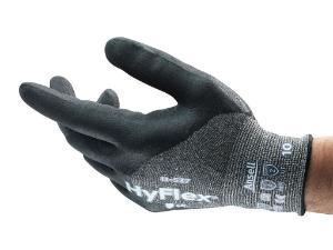 Cut resistant gloves, HyFlex® 11-531 / 11-537 / 11-539