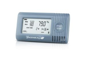 Bluetooth temperature and humidity logger TraceableGO