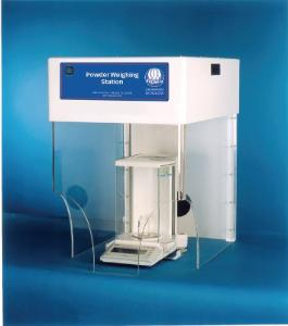 Powder containment cabinets, XIT, Bigneat