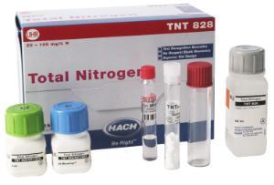 Nitrogen test, TNT plus®