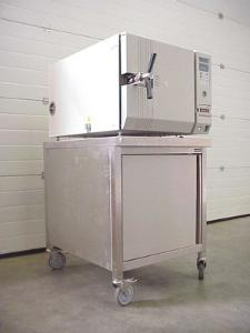 Autoclaves, horizontal and vertical, fully automatic control, EL Series, Tuttnauer