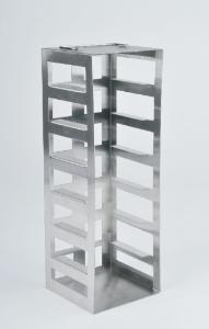 Racks for chest freezers