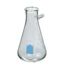 Filtering flasks, heavy wall, graduated, PYREX® VISTA™