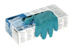 Gloves, latex, Solo 995