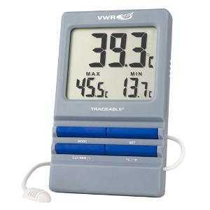 Remote alarm thermo-hygrometer, Traceable®