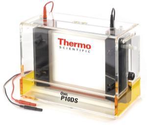 Dual-gel electrophoresis system, Owl™ P10DS