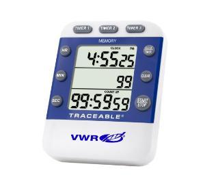 Digital timer, three channels