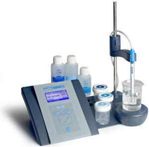 Conductivity meters, bench, SensION™+ EC7 / EC71
