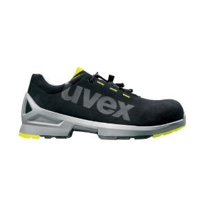ESD safety shoes, lace-up, uvex1, 8544