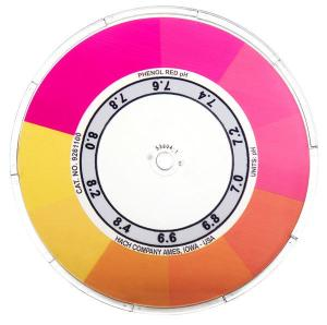 Accessories for Hach colour test kits